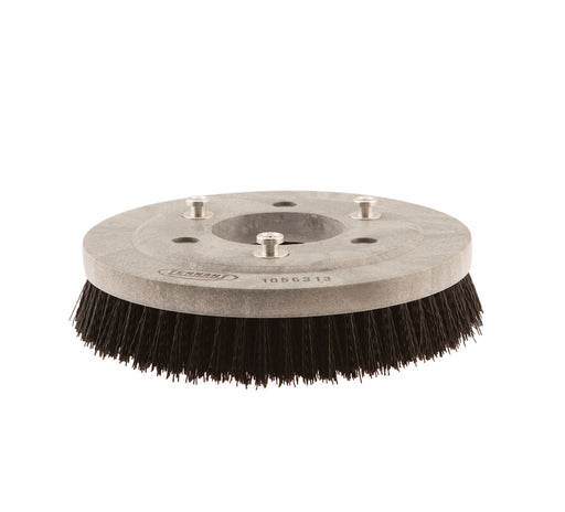 Polypropylene Disk Scrub Brush Assembly – 12 in