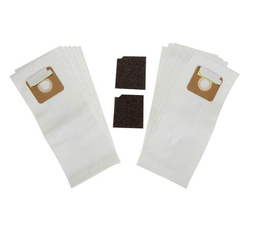 Paper/Ply Vacuum Bag (12 bags, 2 filters)