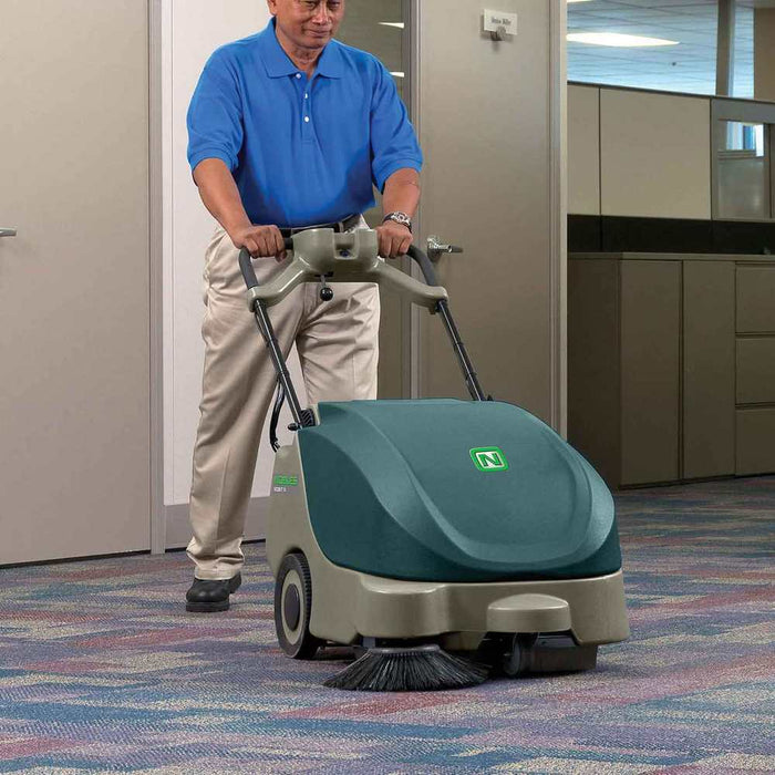 Scout 5 - Compact Battery Walk-Behind Sweeper