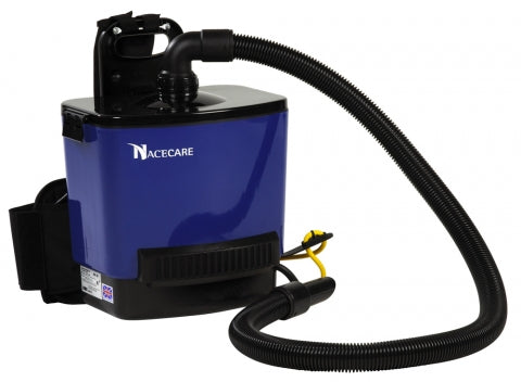 Nacecare RSV-130 Backpack Vacuum Cleaner