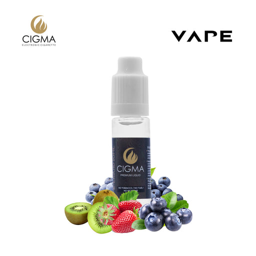 Cigma 10ml-0mg | Beeren Mix | Cigee