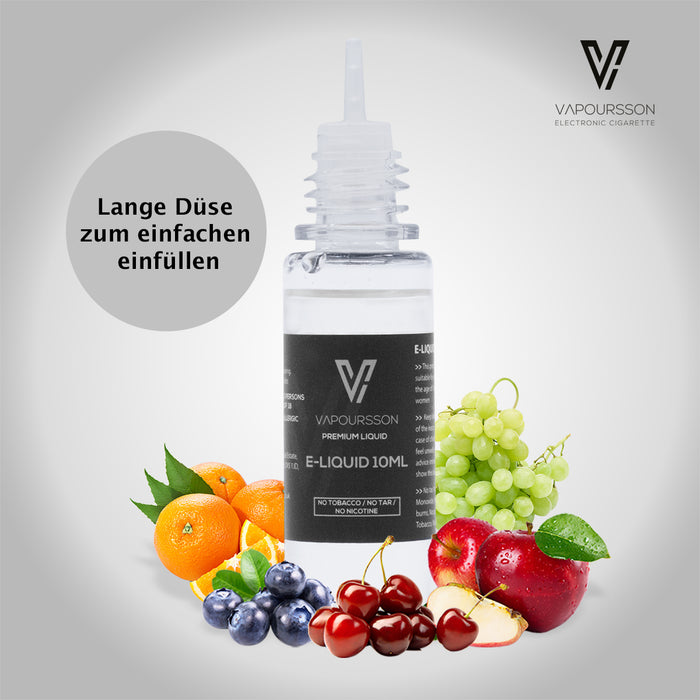 VAPOURSSON 2 Pack E Liquid | Toffee