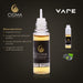 CIGMA| Brombeere 10ml E Liquid 3mg/ml(70VG) | Cigee