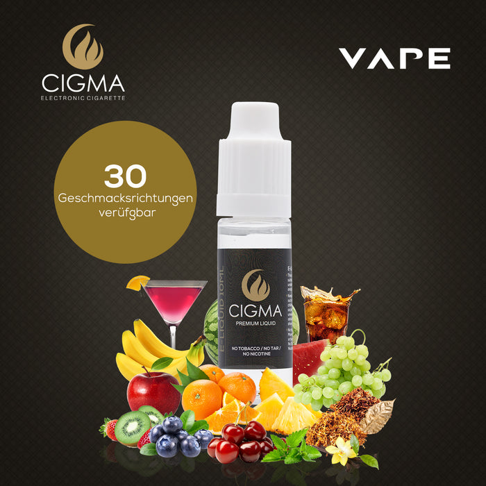 5er Pack Worldwide Tobbaco Mix 0mg - Cigee.de E-liquid