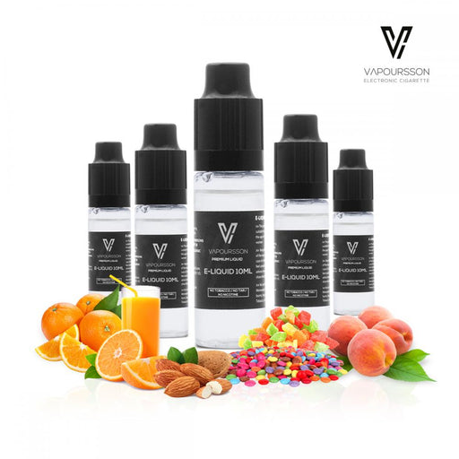 VAPOURSSON 5 Pack