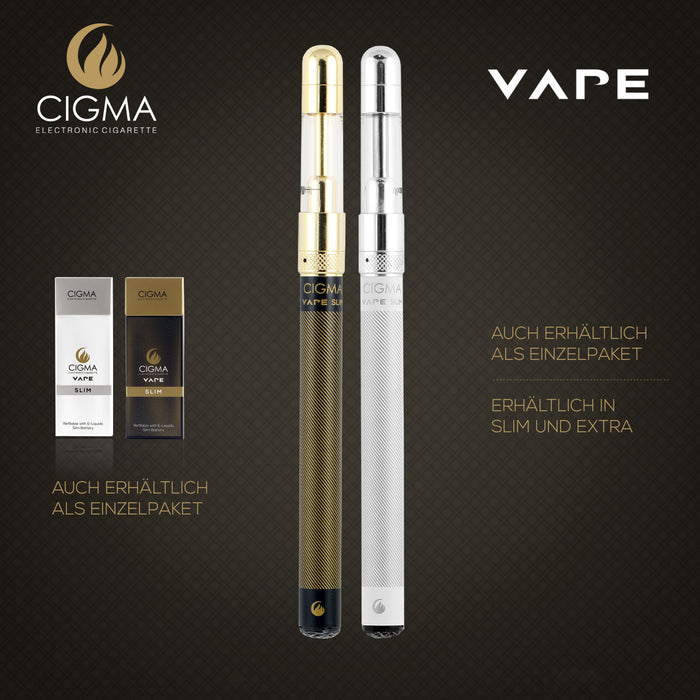 Cigma Vape Slim Full Kit | Cigee