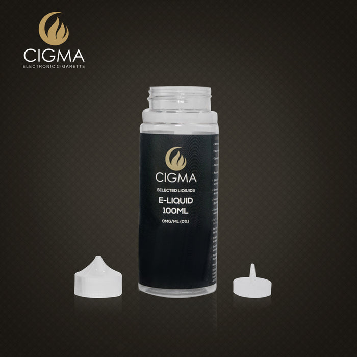 CIGMA | Menthol 100ml E Liquid 0mg | Cigee