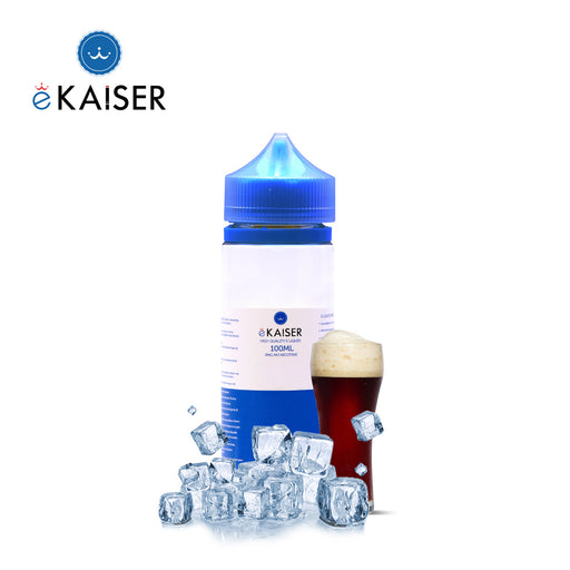 eKaiser Eis Cola 100ml E Liquid 0mg | Shortfill Flasche