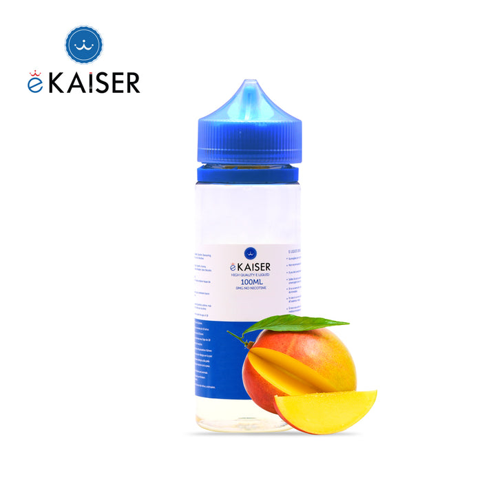 eKaiser Mango 100ml E Liquid 0mg | Shortfill Flasche