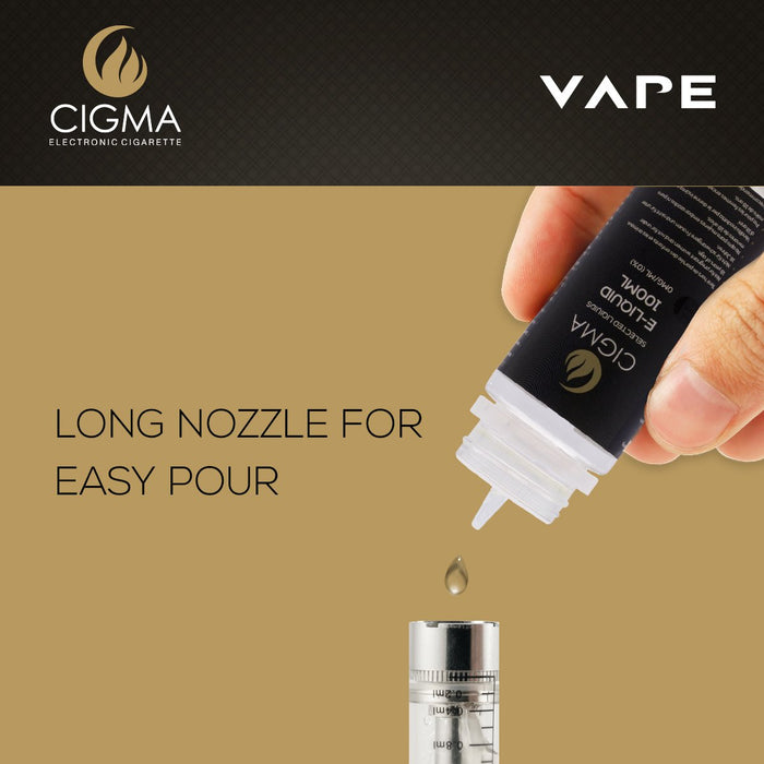 Cigma | Minze Wassermelone 100ml E Liquid 0mg | Cigee