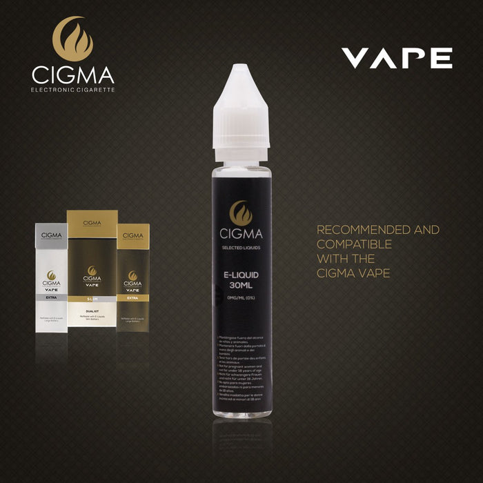 Cigma | Brombeere 30ml  E Liquid 0mg | Cigee