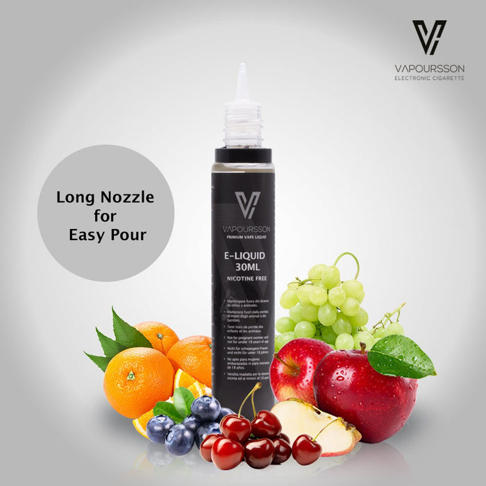 Vapoursson 30ml Beerenmix