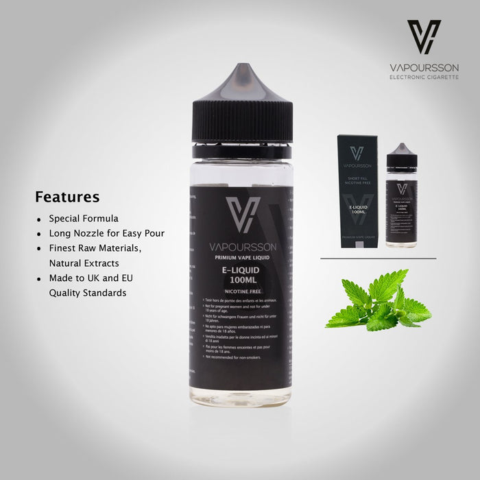 Vapoursson 100ml Mint
