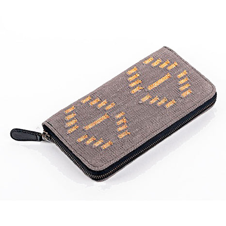 Afreen Wallet Brown