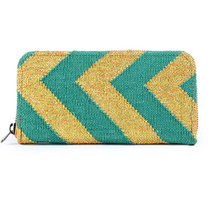 Shahi Wallet Green