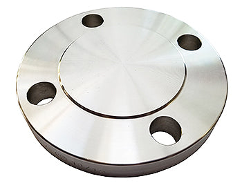 Stainless Steel Flange - Blind - Class 150#