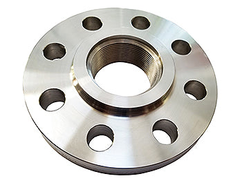 Stainless Steel Flange - Threaded - Class 300#