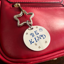 Be Kind Keychain - Backpack Tag