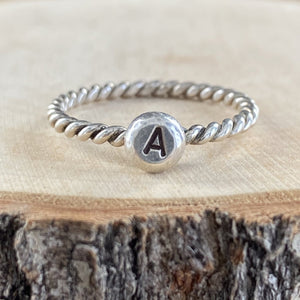 INITIAL STACKING RING
