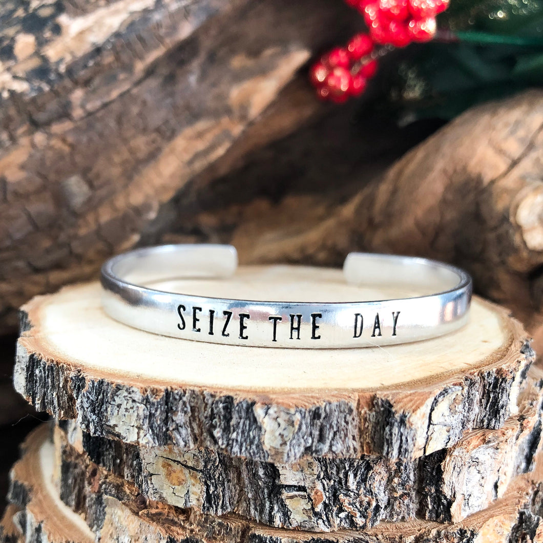 SEIZE THE DAY BRACELET FUNDRAISER FOR EPILEPSY
