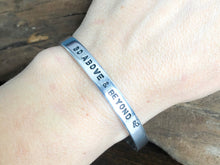 GO ABOVE AND BEYOND BRACELET