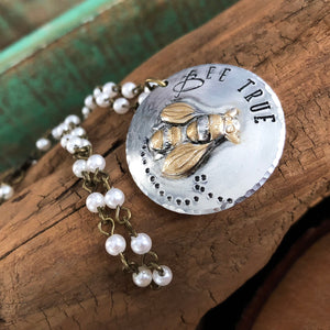 BEE TRUE PENDANT
