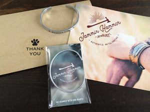 'RESCUE MOM' LOWCOUNTRY LAB RESCUE FUNDRAISING BRACELET
