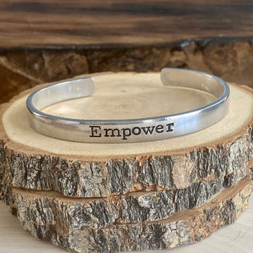 EMPOWER FUNDRAISING BRACELET CENTER FOR FAMILY JUSTICE