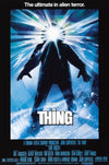 The Thing Iconic Movie Poster