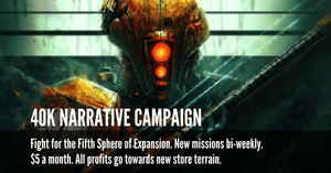 The Fifth Sphere of Expansion Campaign Begins