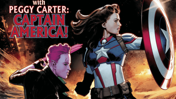Exiles Peggy carter