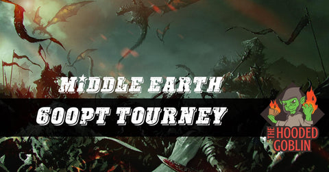Middle Earth SBG 600PT Event