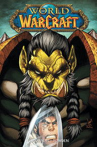 WORLD OF WARCRAFT BOOK 3 - Graphic Novel - The Hooded Goblin