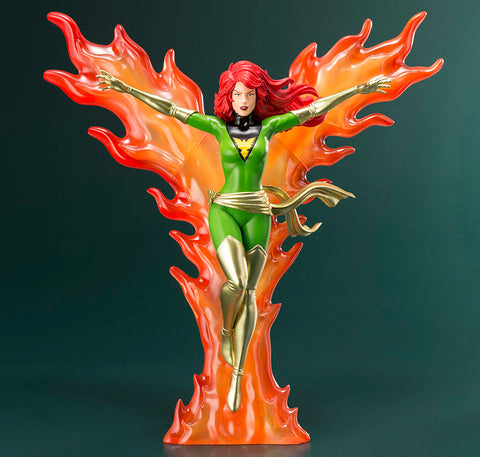 X-Men '92 ArtFX+ Phoenix (Furious Power) Statue