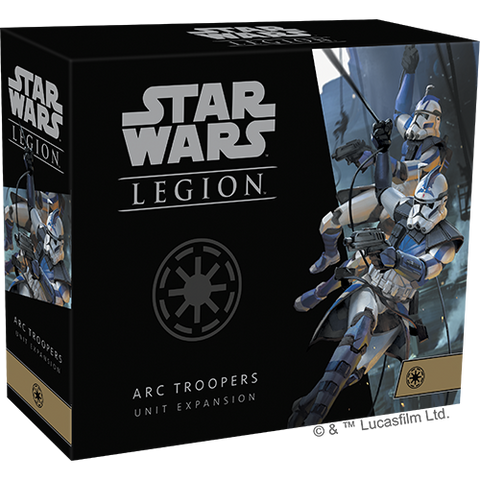 STAR WARS - LEGION - ARC TROOPERS UNIT EXPANSION