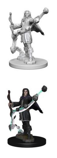 Pf Unpainted Minis Wv 1 Elf Male Sorcerer (144) - Roleplaying Games - The Hooded Goblin