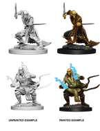 Dungeons & Dragons Nolzur's Marvelous Miniatures: Githzerai - Roleplaying Games - The Hooded Goblin