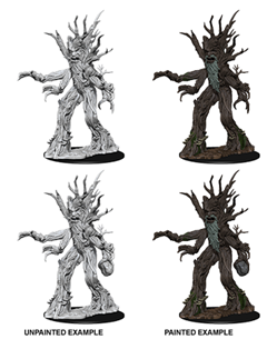 Dungeons & Dragons Nolzur'S Marvelous Miniatures: Treant - Dungeons and Dragons - The Hooded Goblin