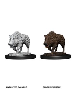 Dungeons & Dragons Nolzur's Marvelous Miniatures: Wild Boar