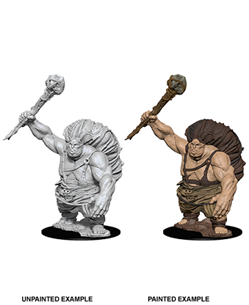 Dungeons & Dragons Nolzur's Marvelous Miniatures: Hill Giant