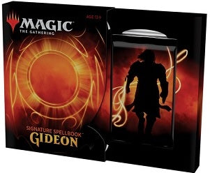 MTG SIGNATURE SPELLBOOK GIDEON - Magic: The Gathering - The Hooded Goblin