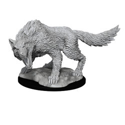 Dungeons & Dragons Nolzur's Marvelous Miniatures: WINTER WOLF