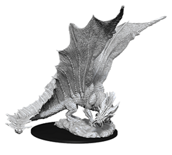 Dungeons & Dragons Nolzur's Marvelous Miniatures: YOUNG GOLD DRAGON