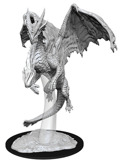 Dungeons & Dragons Nolzur's Marvelous Miniatures: YOUNG RED DRAGON