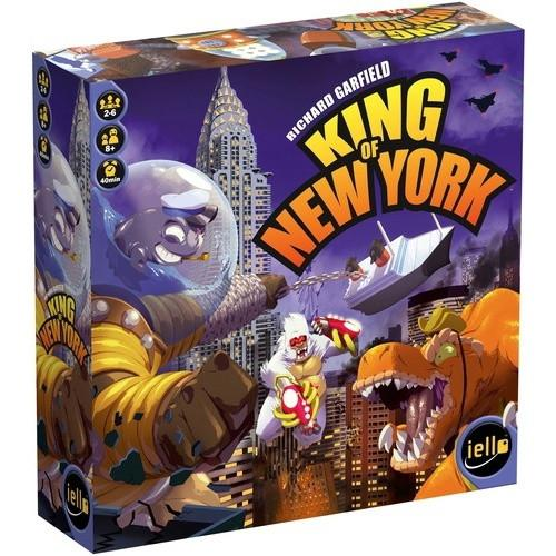 King Of New York - Board Game - The Hooded Goblin