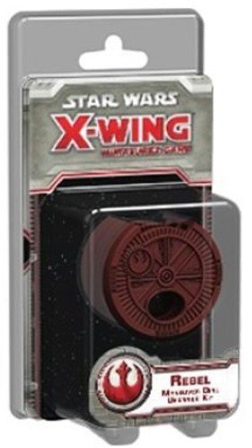 X-Wing: Rebel Maneuver Dial Upgrade Kit - X-Wing - The Hooded Goblin