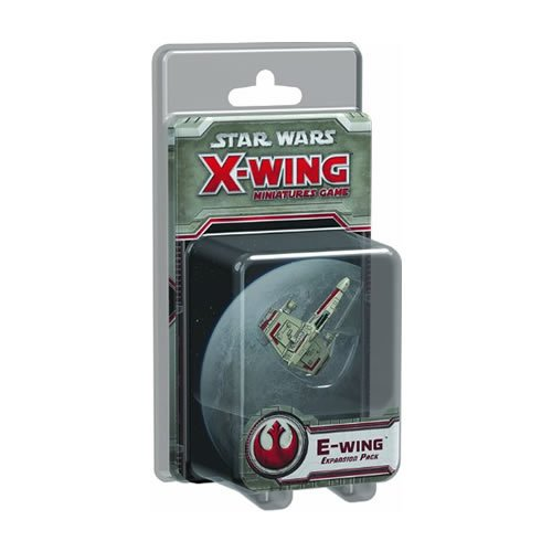 X-Wing: E-Wing - X-Wing - The Hooded Goblin