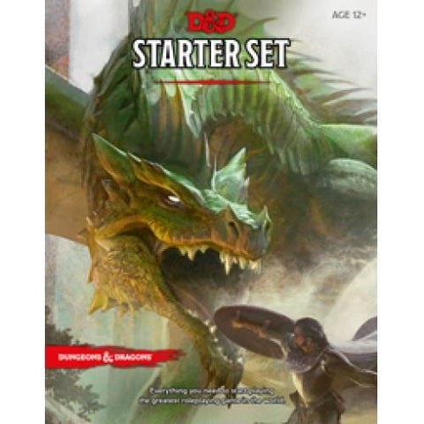 DUNGEONS & DRAGONS - 5TH EDITION - STARTER SET