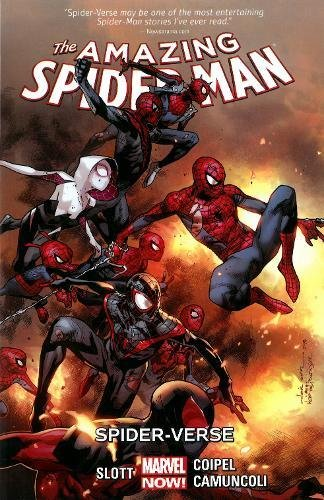Amazing Spider-Man Volume 3: Spider-Verse Paperback - Graphic Novel - The Hooded Goblin