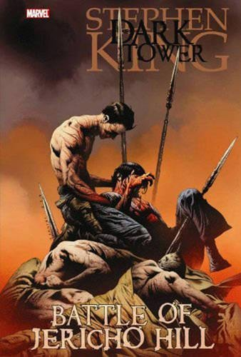 Dark Tower: The Battle Of Jericho Hill Hardcover - Graphic Novel - The Hooded Goblin